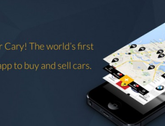 Cary! goes mobile for automotive classifieds.