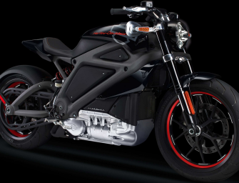 Harley-Davidson is making their first electric bike