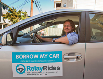 RELAY RIDES CLOSES $25MILLION TO TRANSFORM THE RENTAL CAR