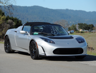 Tesla Roadster To Get Replacement Battery, 400-Mile Range: Musk