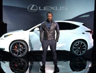 Will.i.am's Custom 2015 Lexus NX Is Impressive