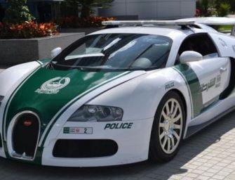 DUBAI POLICE TO GET GOOGLE GLASS TO FIGHT CRIME