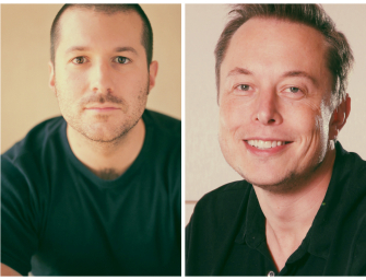 What Jony Ive And Elon Musk Think About Design And Sci-Fi Transportation