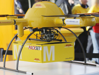 DHL Is Using Drone To Deliver Medicines In Germany