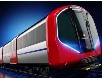 The New London Underground Trains: It's Amazing!