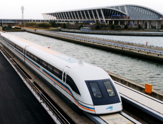 The First Maglev Of The World Reaches 311MPH