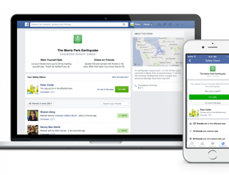 Facebook Introduces A New Feature: Safety Check