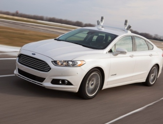 Ford's Adding Another Self-Driving Feature to Its Cars