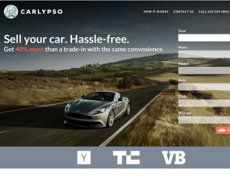 CARLYPSO HELPS YOU SELL YOUR CAR HASSLE-FREE