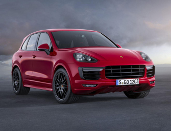 Here's The New Porsche Cayenne GTS