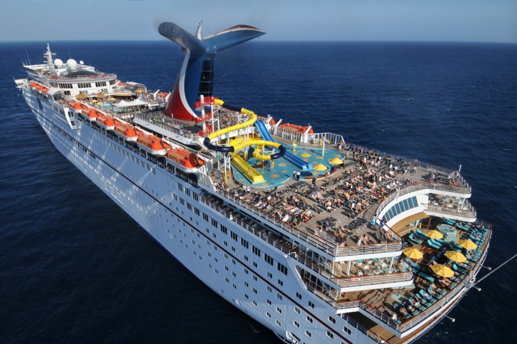 Carnival Cruise Ships Are Getting Faster Wifi TechDrive - Cruise ships with wifi