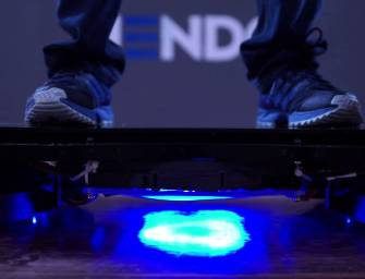 Get On World's First Real HoverBoard And Back To The Future