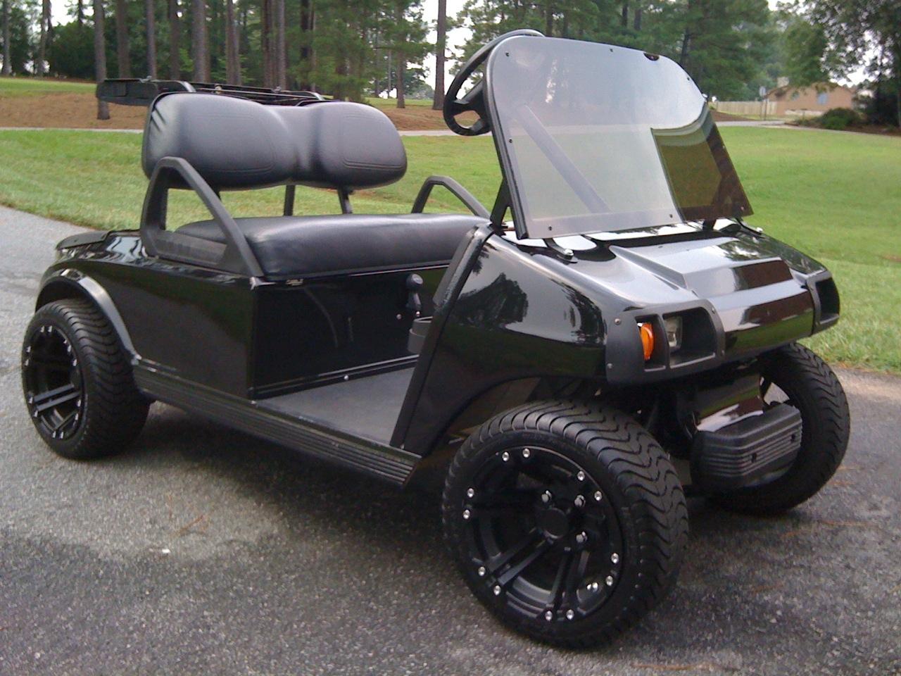 World S First Golf Cart Reaches 118 76 Mph Techdrive