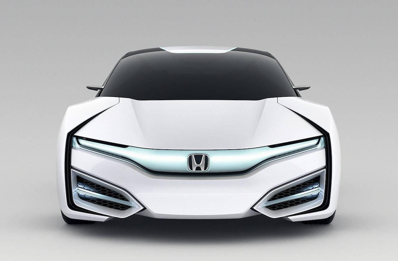 Honda S Hydrogen Car Is Much More Futuristic Than Toyota Mirai
