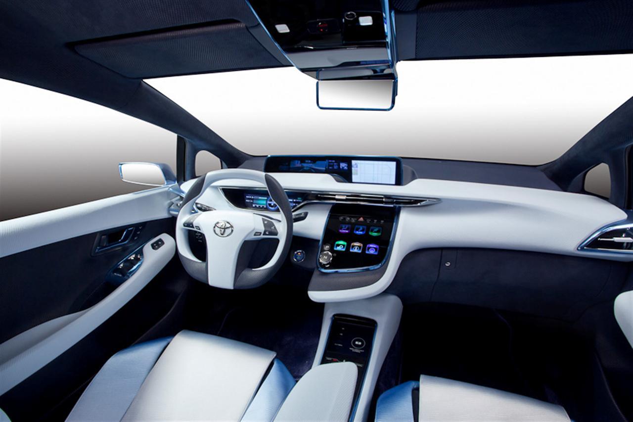 Hondas Hydrogen Car Is Much More Futuristic Than Toyotas Mirai