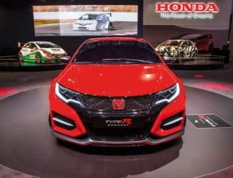 Civic Type R Production Model To Debut in Geneva