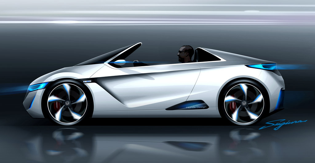 Honda Said It Will Introduce Electric Cars By Techdrive