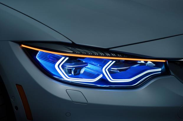 CES 2015 BMW Lit Up The Show With Intelligent LaserLight 20