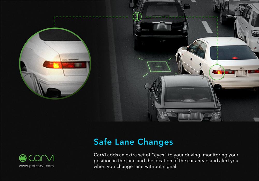 CarVi safe lane