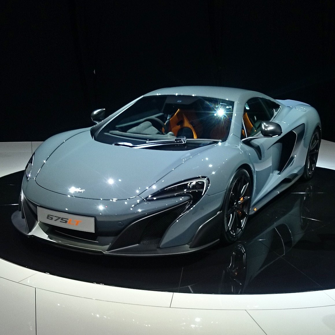 No More Teasing, The McLaren 675LT Officially Takes Off