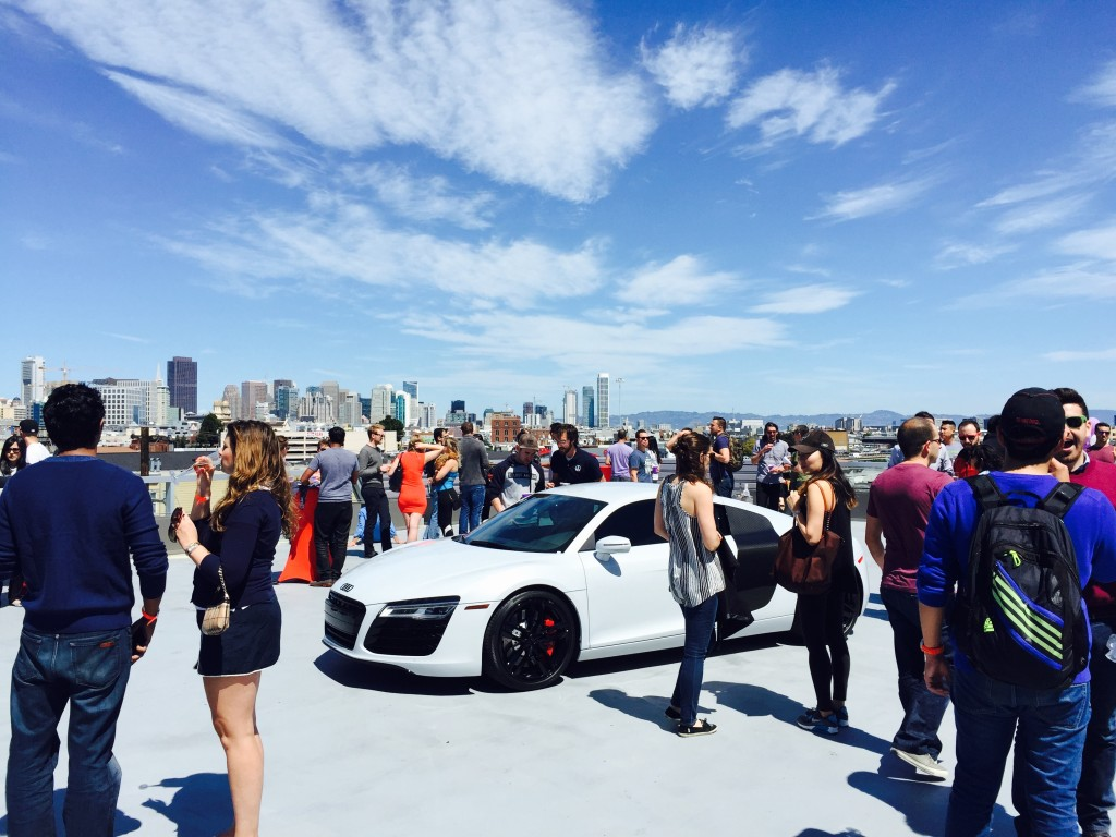 Audiparty