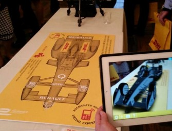 #DHLFormulaE | Augmented Reality Fan Experience