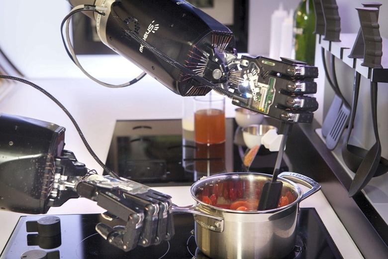 Картинки по запросу robot kitchen