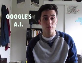 Weekly Summary: Google's A.I. to 2015 Chevy Camaro