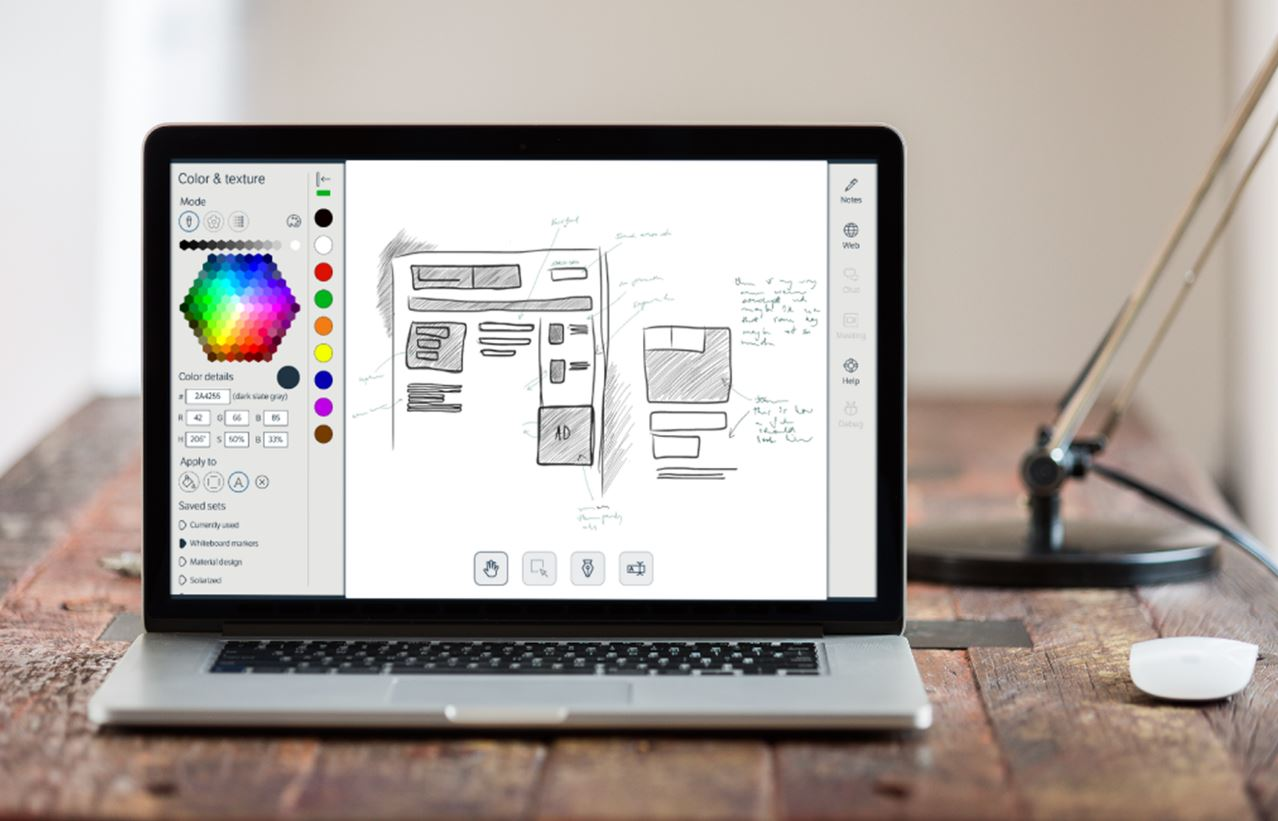 Wired screen shot