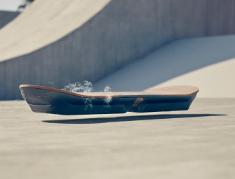Another Hoverboard For You To Pick, This Time It's Made By Lexus