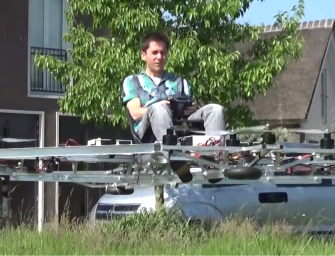 The Flying Car Is Here, Looks Like A Death Machine