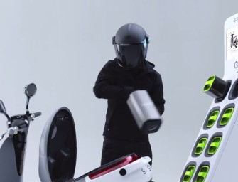 Gogoro's Smartscooters Are Now Being Delivered