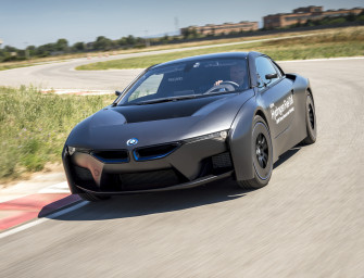 BMW iHydrogen Is Taking Shape