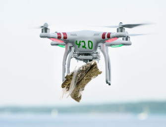 Marijuana Startup Wants To Deliver Weed By Drones