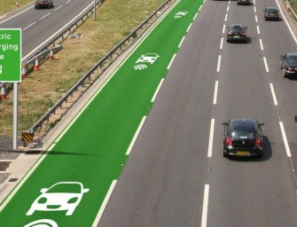 The UK Is Testing Out Roads That Charge Electric Cars