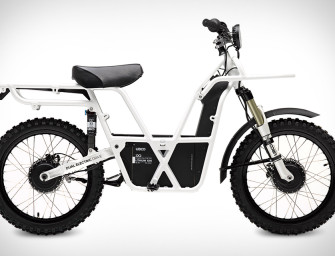UBCO Is The All Utility Electric Motorbike