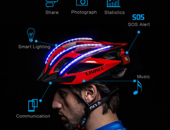LIVALL: The First Smart And Safe Cycling Helmet