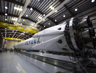 Elon Musk's SpaceX Announces two Launches for Late 2017