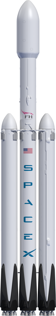 falcon-heavy-render