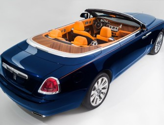 New Rolls-Royce Dawn Revealed As Its Sexiest Car Ever