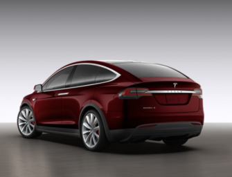 First Tesla Model X Buyers Now Picking Colors, And More