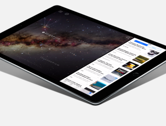 The New iPad Pro is Here and it's Massive.