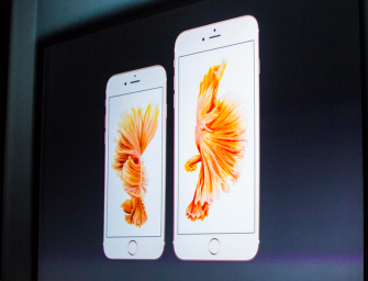 iPhone 6s is A Minor Upgrade with Charming Features