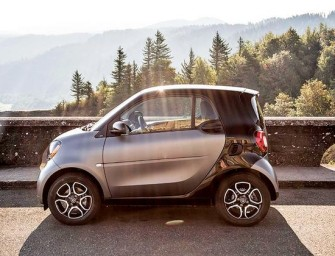 Updated Smart ForTwo Goes After Specific Buyers