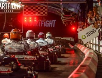 Facebook Crowned London's Fastest Startup At KartFight