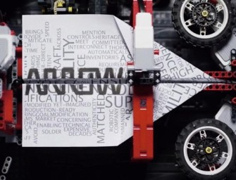 These Guys Just Made A Real Cool Lego Machine For Paper Airstrike