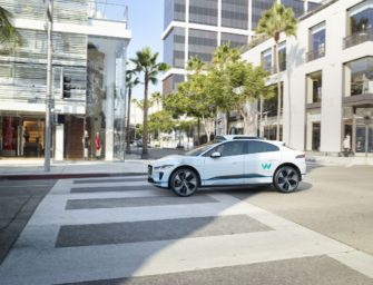 Jaguar and Waymo Team Up to Build 20000 Self-Driving Electric SUV's