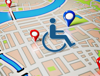 Google Maps Adds a Wheelchair Accessible Routes Option