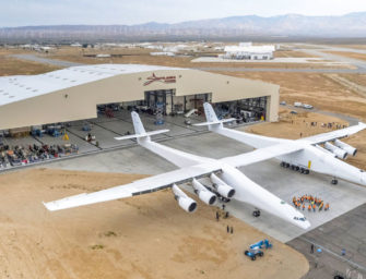 Stratolaunch Plans To Take Flight This Summer