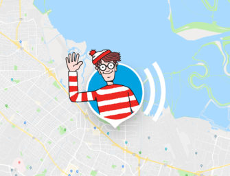 It's Where's Waldo Week On Google Maps